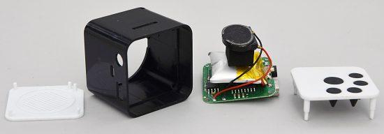 Komponenty MP3 prehrávača