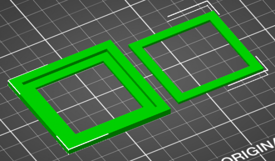 Model pre 3D tlačiareň