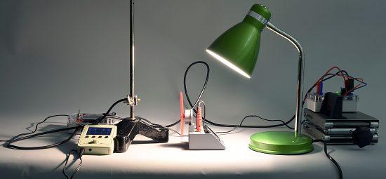 5. Meranie frekvencie solárneho motočeka