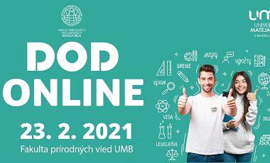 Deň otvorených dverí na FPV UMB 2021