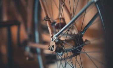 Meranie rýchlosti otáčania bicyklového kolesa