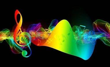 Spievajúce svetlo