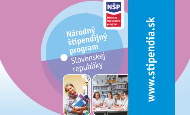 Nová výzva Národného štipendijného programu
