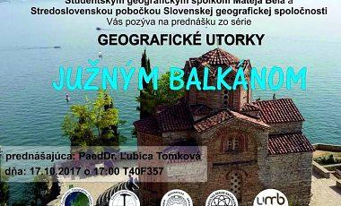 Aktivity Študentského geografického spolku