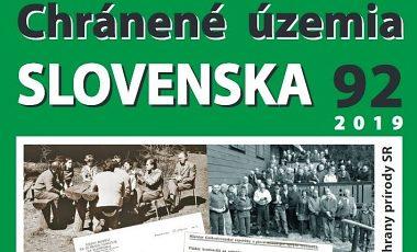 """Článok o našej konferencii v časopise """"Chránené územia Slovenska"""""""