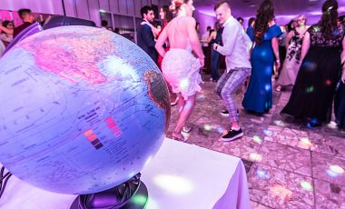 Geografický ples 2019