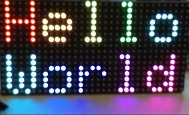 "Meet and Code - workshop ""Programujeme Arduino alebo ako si urobiť LED banner"""