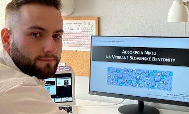 Náš študent Matej Šuránek úspešný na 2 študentských vedeckých konferenciách